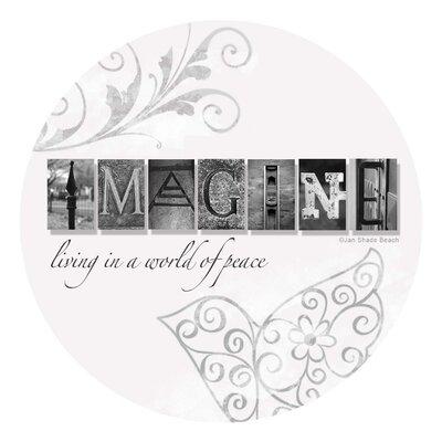 Imagine Occasions Coaster