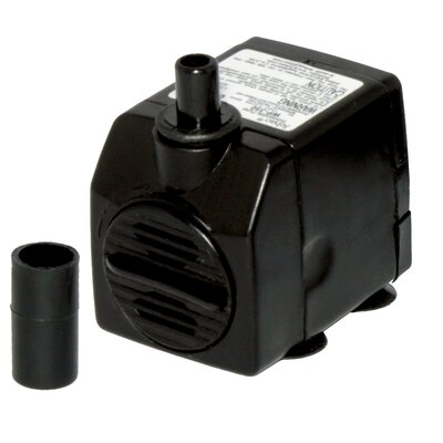 Fountain Jet Pumps GPH: 92 GPH