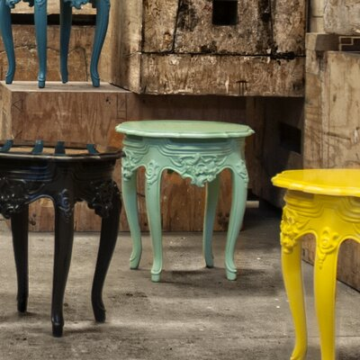Hardy Side Table Finish: Mint