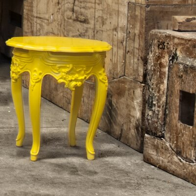Hardy Side Table Finish: Yellow