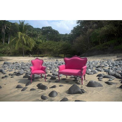 Oliver Outdoor Armchair