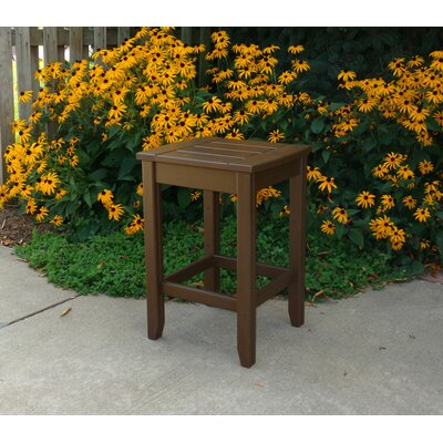 Days End Side Table Finish: Chocolate Brown