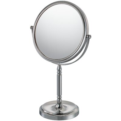 Mirror Image Recessed Base Vanity Mirror