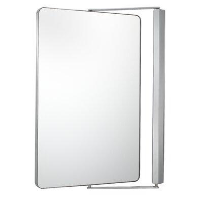 Sergena Metro Pivot Mirror - Finish: Chrome