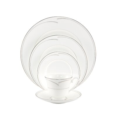 Entwine Dinnerware Collection-entwine Covered Sugar Bowl