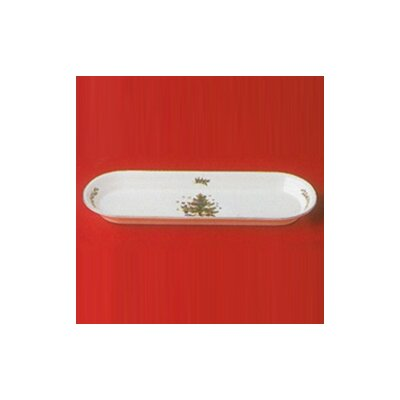 Christmas 18 X 6.5 Serving Tray
