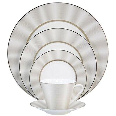 Nikko Ceramics-silk Platinum 8.25 Salad Plate