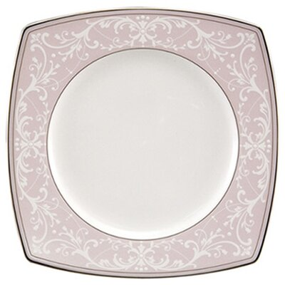 Rose Symphony 9 Square Accent Plate (set Of 4)