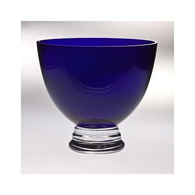 "Footed Decorative Bowl Size: 8.5"" H x 9.5"" W x 9.5"" D T-860-9"