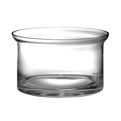 High Quality Glass Flair Serving Bowl T-507