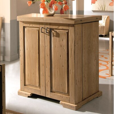Kenmure Folding Bar Cabinet