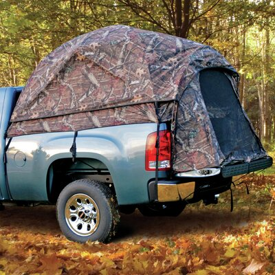Sportz Camo Truck Tent Size: Full Size Regular Bed (72 - 80)