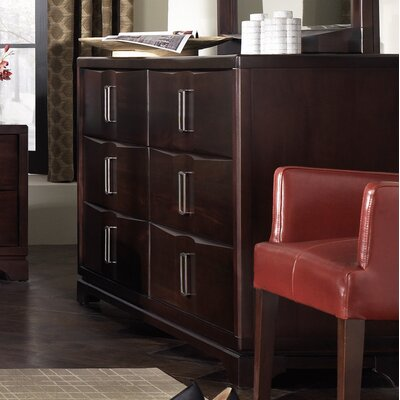 Teitelbaum 6 Drawer Dresser