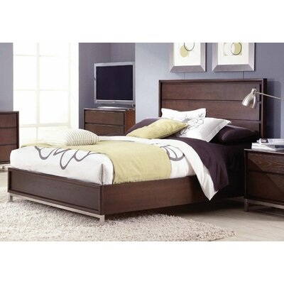Sandrine Platform Bed Size: King