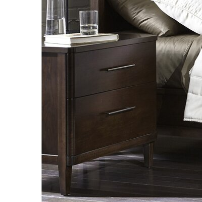 Spring Street 2 Drawer Nightstand