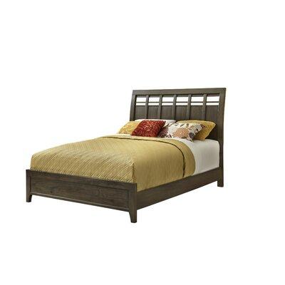 Giana Panel Bed Slats Size: King