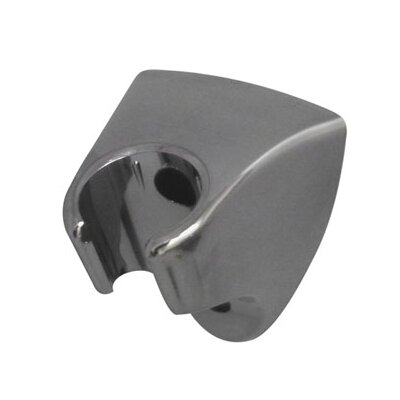 Concord Plastic Shower Bracket Finish: Satin Nickel