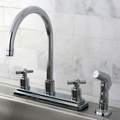 Millennium Centerset Kitchen Faucet Finish: Polished Chrome