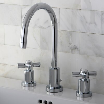 Millennium Mini Widespread Bathroom Faucet Finish: Polished Chrome
