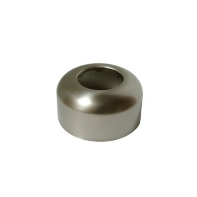 Made to Match 1.5 Bell Flange Finish: Satin Nickel