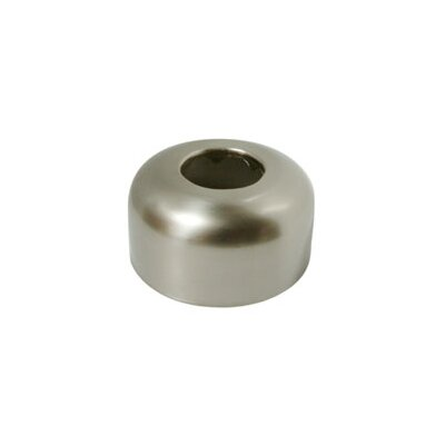 Made to Match 1.25 Bell Flange Finish: Satin Nickel