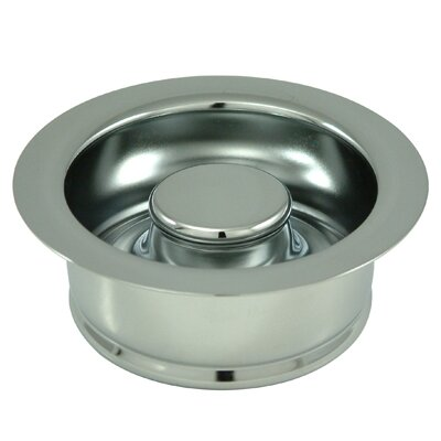 Made to Match 3.5 Garbage Disposal Flange Finish: Polished Chrome