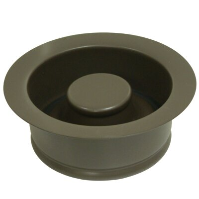 Made to Match 3.5 Garbage Disposal Flange Finish: Oil Rubbed Bronze