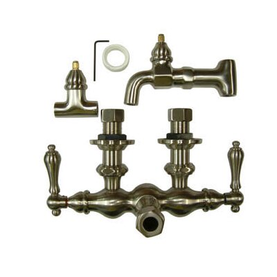 Vintage Faucet Body Finish: Satin Nickel