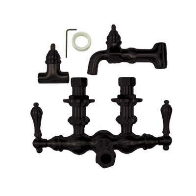 Vintage Faucet Body Finish: Oil Rubbed Bronze