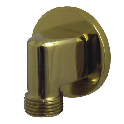 Trimscape Modern 0.5 Brass Supply Elbow Finish: Polished Brass