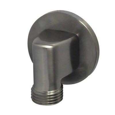 Trimscape Modern 0.5 Brass Supply Elbow Finish: Satin Nickel