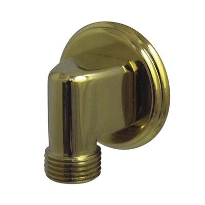 Trimscape Traditional 0.5 Brass Supply Elbow Finish: Polished Brass