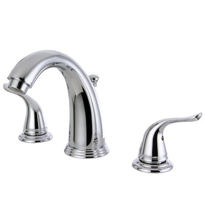 Yosemite Double Handle Widespread Bathroom Faucet Finish: Polished Chrome
