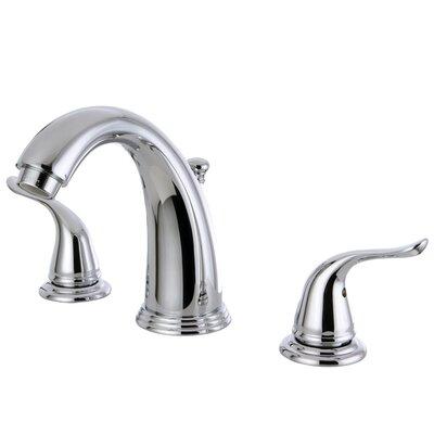 Yosemite Double Handle Widespread Bathroom Faucet Finish: Polished Chrome