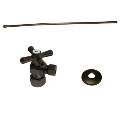 Trimscape Toilet Supply Combo Kit Finish: Oil Rubbed Bronze
