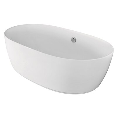 Aqua Eden 67 x 29.5 Soaking Bathtub