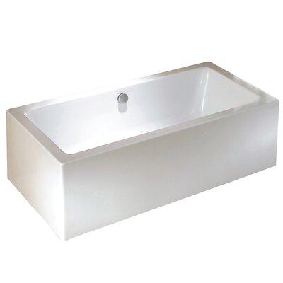 Aqua Eden 67 x 33.25 Soaking Bathtub