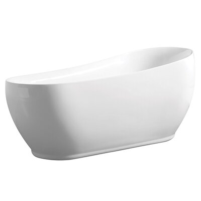 Aqua Eden 71 x 33.4 Soaking Bathtub