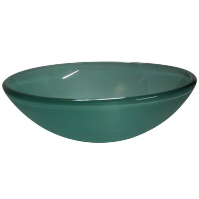 Templeton Circular Vessel Bathroom Sink