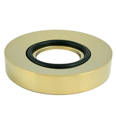 Mounting Ring for Vessel Sink Finish: Polished Brass