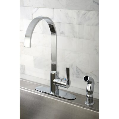Continental Gourmetier Single Handle Kitchen Faucet