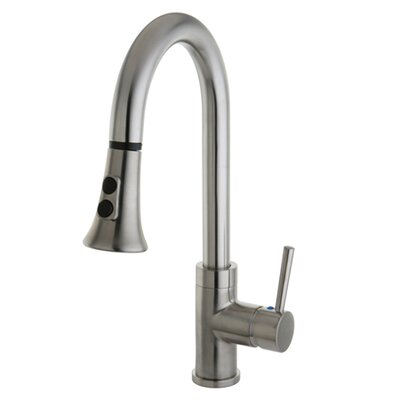 Concord Pull Down Single Handle Kitchen Faucet