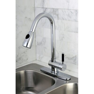 Kaiser Pull Down Single Handle Kitchen Faucet