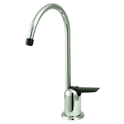 Americana Gourmetier Water Filtration Kitchen Faucet Finish: Chrome