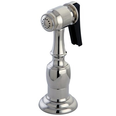 Made to Match Gourmetier Kitchen Faucet Spray Finish: Polished Nickel