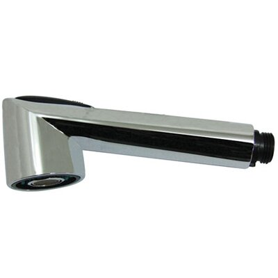 Made to Match Gourmetier Kitchen Faucet Spray Finish: Polished Chrome