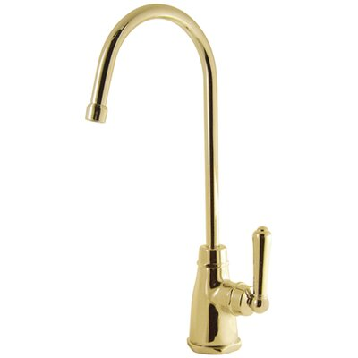 Magellan Gourmetier Low-Lead Cold Water Filtration Faucet Finish: Polished Brass