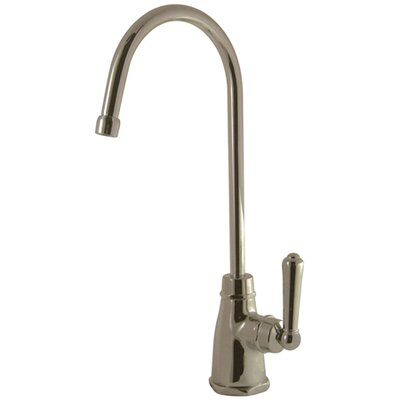 Magellan Gourmetier Low-Lead Cold Water Filtration Faucet Finish: Satin Nickel