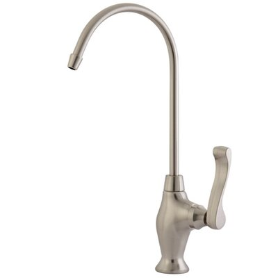 Royale Gourmetier Single Handle Water Filtration Faucet Finish: Satin Nickel
