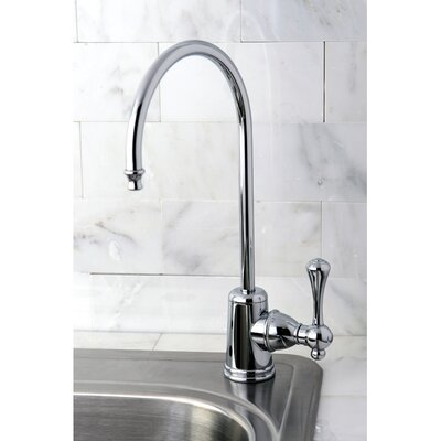 Vintage Gourmetier Single Handle Water Filtration Faucet Finish: Polished Chrome
